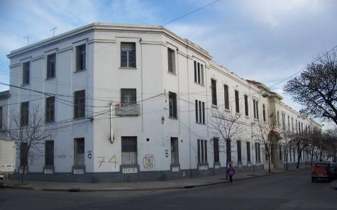 Hogar del Huérfano Rosario. Foto Redaccion Rosario