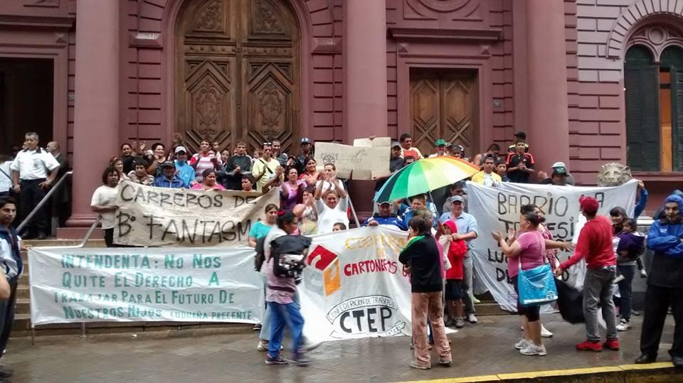 Foto: CTEP Rosario