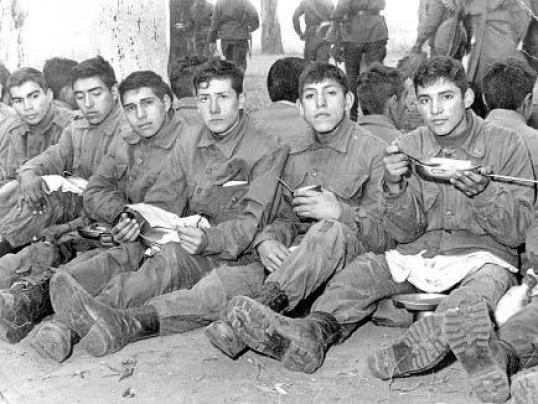 Malvinas:el soldado también es víctima de la dictadura