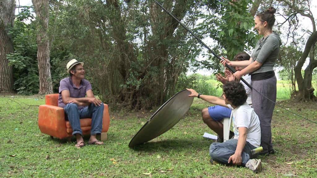 Foto: Sitio web Oliveros, la película
