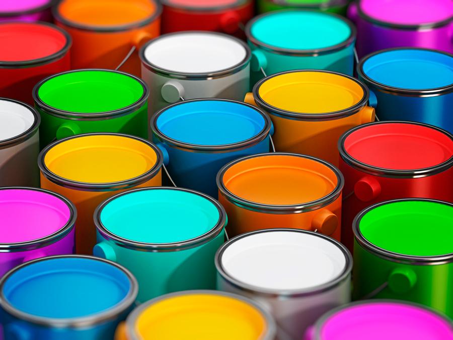 Plomo en pinturas la ni ez sigue pagando los costos for Pintura para suelos de terrazo