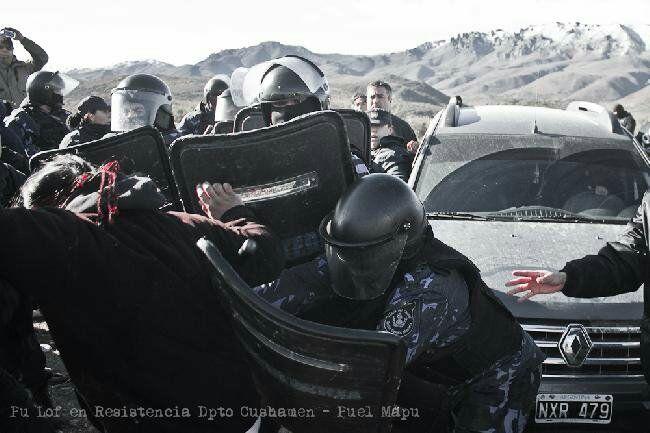 Conflicto con mapuches en sur argentino: ocupan tierras del grupo Benetton
